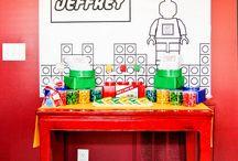 Lego Party / by Nicole Mauz
