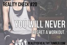 Being Healthy / by Nicole Diven