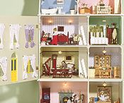Dolls House Emporium / The Dolls House Emporium on Facebook, for dolls' houses, dollhouse and miniatures by mail order world-wide. Welcome, we hope you enjoy it! / by Dolls House Emporium