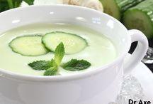 Vegan Soups / Low Glycemic Vegan Soups / by Tate Bagwell