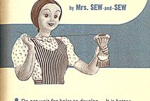SEWING: Tips & Techniques / by Ava Perls