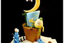 nursery rhymes cakes / by Jazz Apple