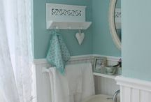 Beach Bathrooms / by Hillary M Designs