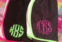 Monograms  / by Tomeesa Shedd
