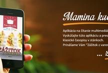 Mamina kuchárka / by Ilavský Juraj