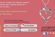 """Celebrate Moms"" Contest! / by Andrews Jewelers"