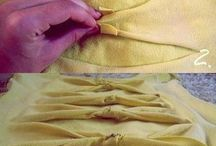 redesigning cloths / by Janet Boyes