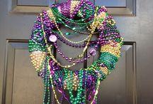 Mardi Gras bitches / by Courtney Bridges