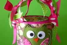 Cute paint can ideas / by LaDawn Lewis