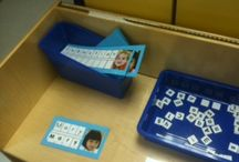 Name Games / Great activities to use with your students' names! / by KinderLit