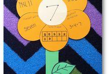 Kindergarten Math / by Tara West