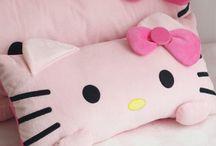 Hello kitty obsession / by natasha