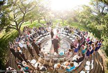 backyard wedding ideas for my sista! :-)  / by Meredith Womack
