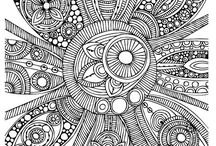 Coloring Pages / by Linda Diedrich