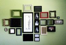 Wall Collages / by Heather Schaffner
