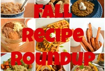 Healthy fall recipes / by Darlene Fortner