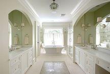 bathrooms / by Liz K
