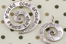 Jewelry: Stamping / by Jill Duncan-Jack