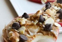 Snacks / by Fallon Mesaros