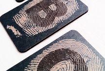 fingerprint / by tina hofschild