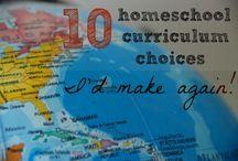 homeschooling / by Jaime Laughbaum