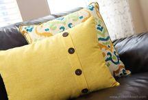 Pillows / by Kathleen Gulino
