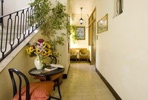 Inside - Hotel Europeo Naples / At Hotel Europeo naples we always offer a warm welcome, with a relaxing atmosphere, we strive to make your stay more peaceful and comfortable than you could have thought possible. / by Hotel Europeo Napoli