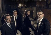 Mr Reese, Mr Finch & Co / Person of interest / by Daani Oteng