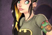 General Geekery  / Ponys, comics, general geek stuff  / by Amy Boyett