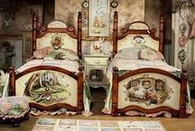 Children's bedroom ideas / by Kirralee Wilson