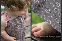 pillowcase dress / by Roberta Descalzo