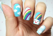 Nails / by Kyra Wilson