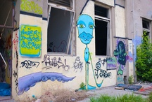 Bratislava Squat: the Beauty of Urban Decay / by My Life's A Trip