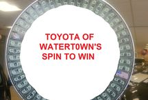 Washington's Birthday Sales Event / by Toyota of Watertown