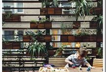 Terasz inspirációk / Kreatív terasz, erkély, loggia  / by Csorba Anita