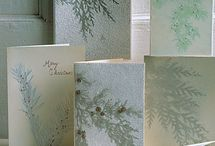 Cards / by Sharon Torgerson