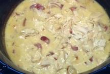 Crockpot Recipes / by Hattie Prudhomme