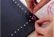 DIY Yarn Art / by Terra R.