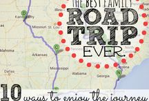 Road Trips with Kids / by Caz and Craig @yTravelBlog