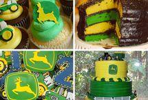 Birthday Party Ideas / by Josh-Leanne McDonald