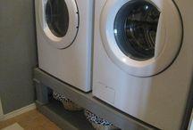 Laundry Room / by Rachel Hellenbrand