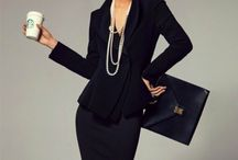 Corporate Chic Style / My Style / by Kim Brown