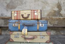 Vintage Luggage / by Gone Funky