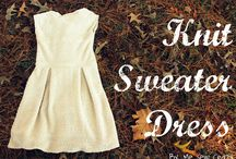 Sewing-dresses / by Selena Metts