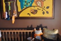 Kids Rooms / by Heidi Terveen