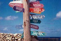 Around The World / Some day ... / by Sana Abdulghani