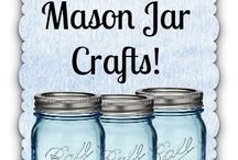 Mason jar ideas / by Kimberly DelGiudice Brewer