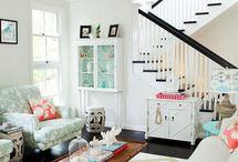 Interiors: Livingroom / by Megan