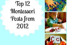 Montessori / by Antonella Peschechera
