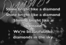 Diamonds in the Sky / by Christine McClintock Hudspeth